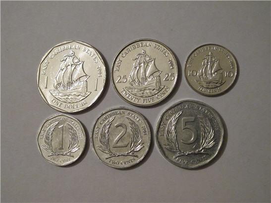 Unc монеты памплоне испания